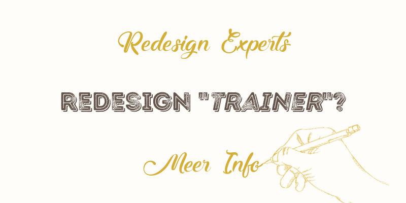 Redesign Trainer