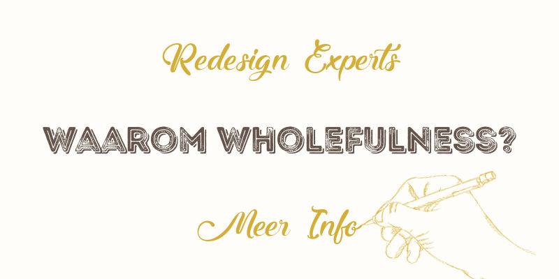 Waarom Wholefulness?