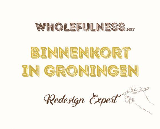 Wholefulness in Groningen